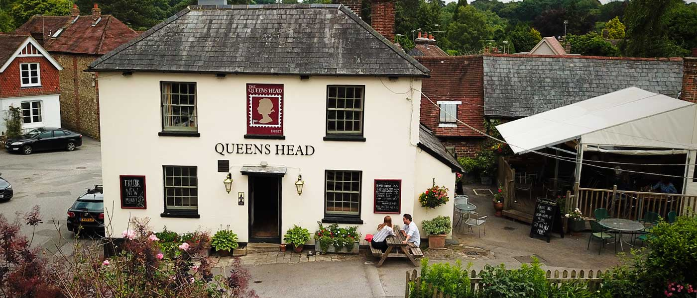 Queens Head Sheet