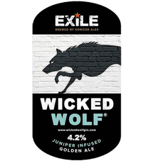 Exile Wicked Wolf - The Queens Head Pub Sheet Petersfield Hampshire - Pubs Near Petersfield - Takeaway Pizza - Pizzas - Cask Ales & Excellent Food