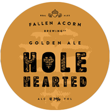 Hole Hearted Ale - The Queens Head Pub Sheet Petersfield Hampshire - Pubs Near Petersfield - Takeaway Pizza - Pizzas - Cask Ales & Excellent Food