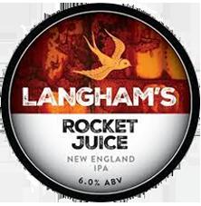 Langhams Rocket Juice - The Queens Head Pub Sheet Petersfield Hampshire - Pubs Near Petersfield - Takeaway Pizza - Pizzas - Cask Ales & Excellent Food