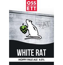 Ossett White Rat Ale - The Queens Head Pub Sheet Petersfield Hampshire - Pubs Near Petersfield - Takeaway Pizza - Pizzas - Cask Ales & Excellent Food