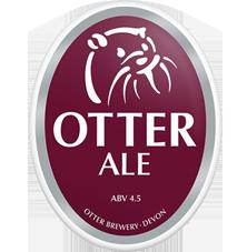 Otter Ale - The Queens Head Pub Sheet Petersfield Hampshire - Pubs Near Petersfield - Takeaway Pizza - Pizzas - Cask Ales & Excellent Food