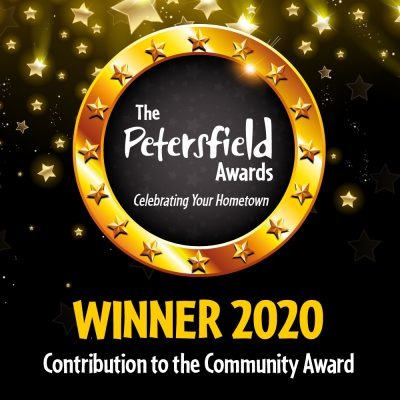 The Peterswfield Awards - Winners - Contribution To The Community Award - The Queens Head Sheet